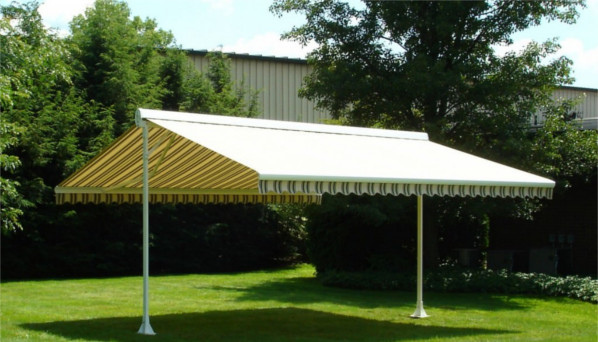 TWO WAY RETRACTABLE AWNING